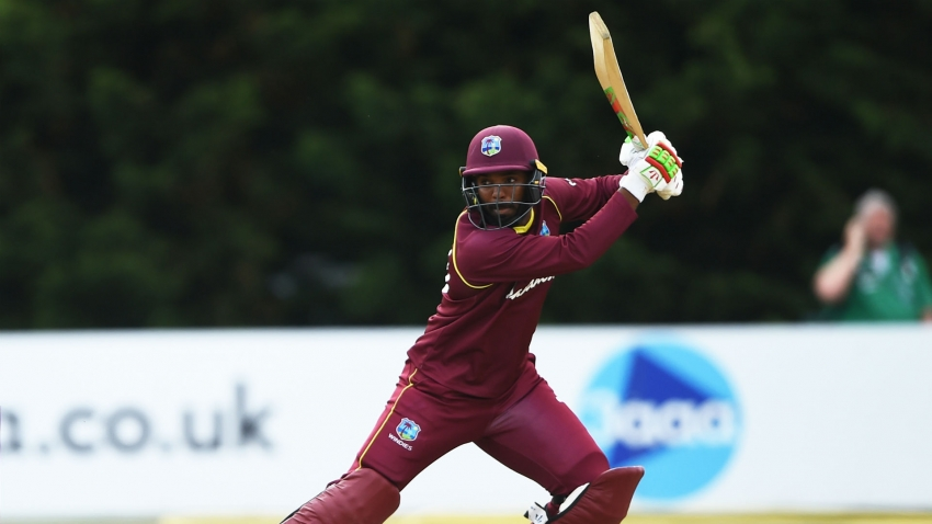 Windies replace injured Russell with Ambris