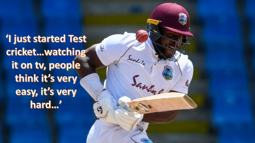 'I have it in me to do it' - Windies batsman Mayers confident he has ability to become top international all-rounder