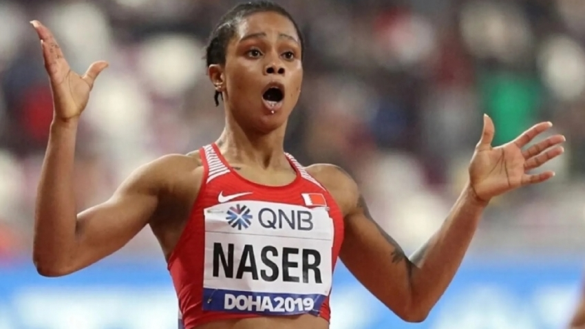 BREAKING NEWS: Charges against Salwa Eid Naser dismissed, athlete escapes ban