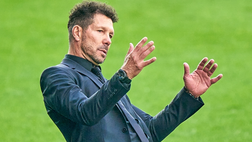 Simeone predicts a 'beautiful and difficult' season for Atletico