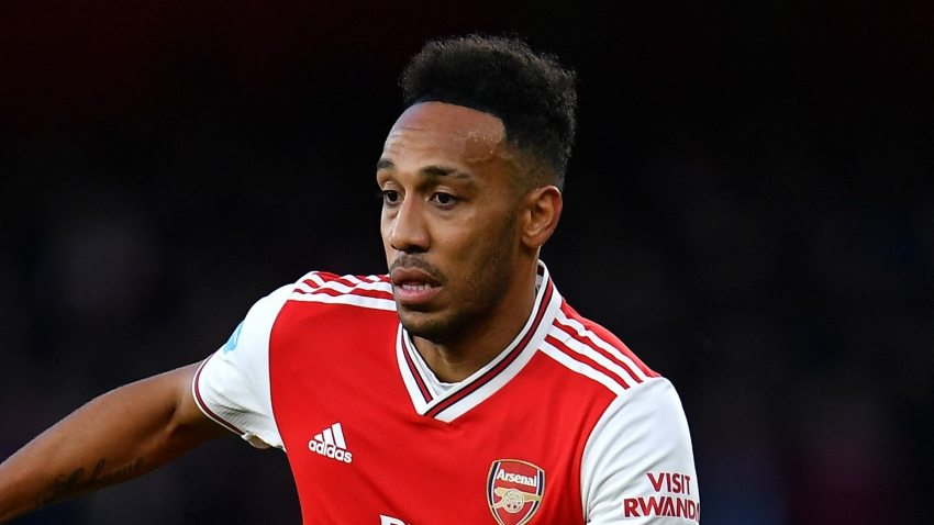 Arteta makes no promises on Aubameyang chances of facing Man United