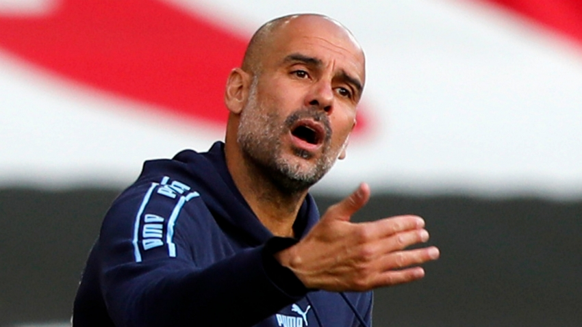 Guardiola: Man City cannot afford same mistakes against Arsenal and Madrid