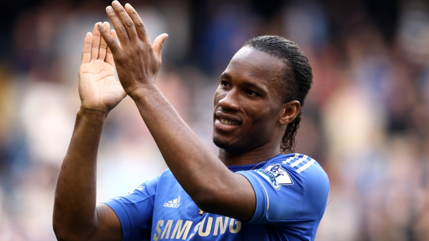 Drogba to receive UEFA President's Award
