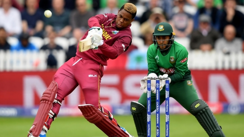 Shimron Hetmyer can be one of the world's best batsmen - Roger Harper