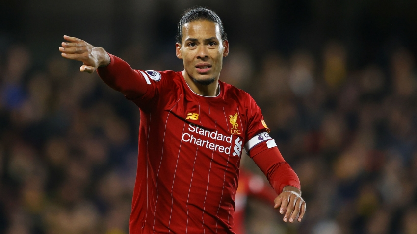 Van Dijk wants to leave Liverpool as a Reds 'legend'