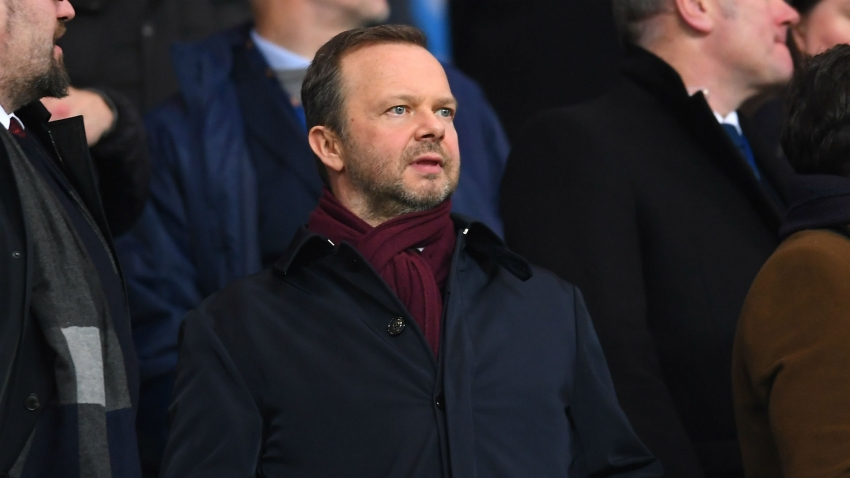 Woodward promises to continue Man Utd rebuild with Solskjaer at the helm