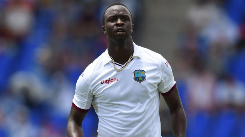 Windies pacer Roach could lack match sharpness ahead of India series