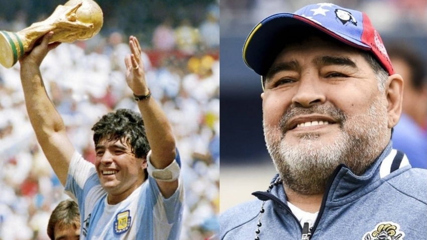 Football legend Diego Maradona dies of cardiac arrest at age 60 - reports