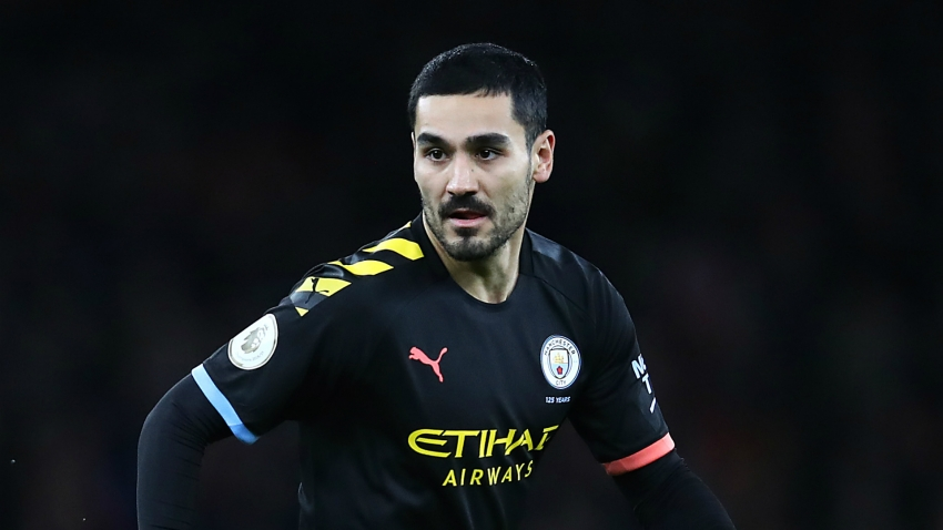 Coronavirus: Gundogan would back 'sporting' decision to hand Liverpool Premier League title
