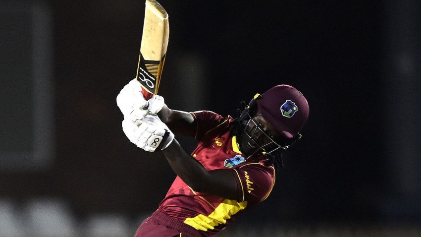 'It's good to be playing international cricket again' - Dottin