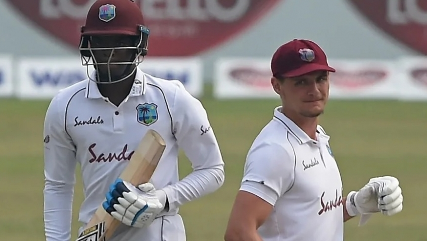 'Alzarri Joseph partnership (against Bangladesh) was great to be a part of' - Joshua Da Silva