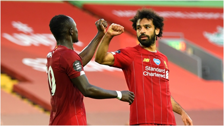 Incredible consistency, crazy numbers – Klopp overjoyed with Salah
