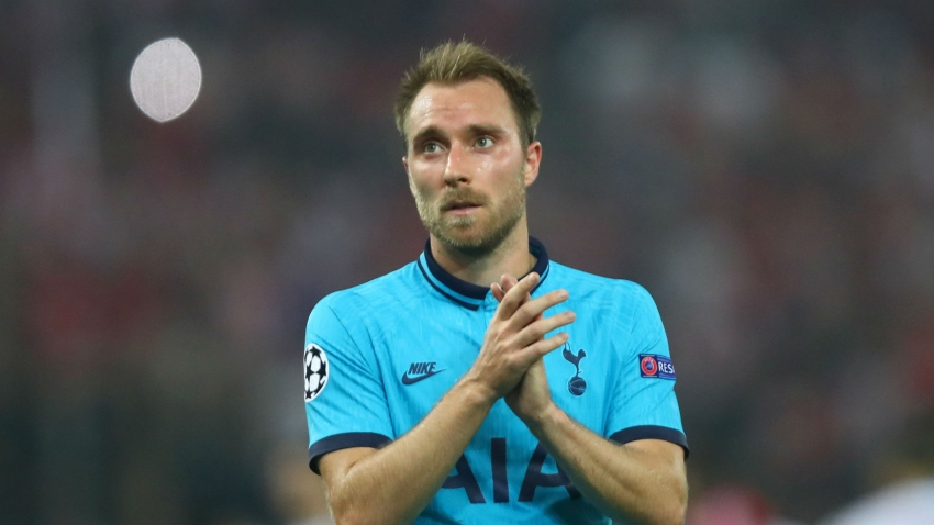 Eriksen commitment not a concern for Spurs boss Pochettino