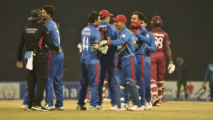Gurbaz pummels Windies as Afghanistan claim surprise series win