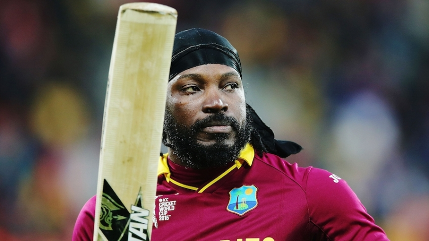 Gayle focused on mental game ahead of World Cup