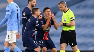 PSG pair Verratti and Herrera accuse referee of insulting them: He told us to f*** off