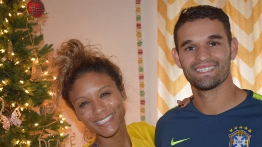 Reggae Girl Christina Chang reveals Brazilian links, including wedding Saturday