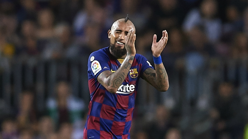 Barcelona 'cannot afford' to lose Vidal in January, says Blaugrana president Bartomeu