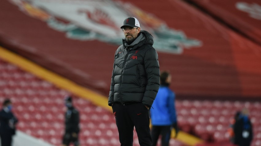 Liverpool boss Klopp brands schedule 'a crime' after Atalanta defeat