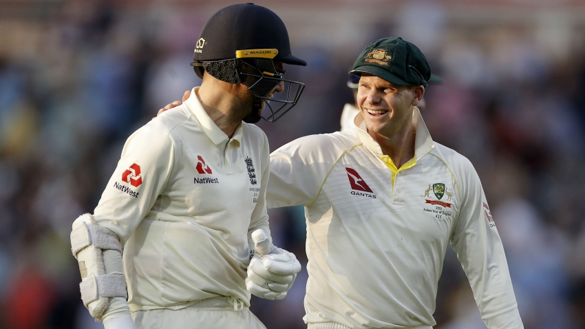 Ashes 2019: The spectacles after the spectacle – Leach and Smith see the funny side