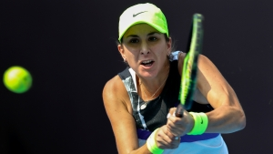 Bencic seals WTA Finals place, Serena Williams misses out
