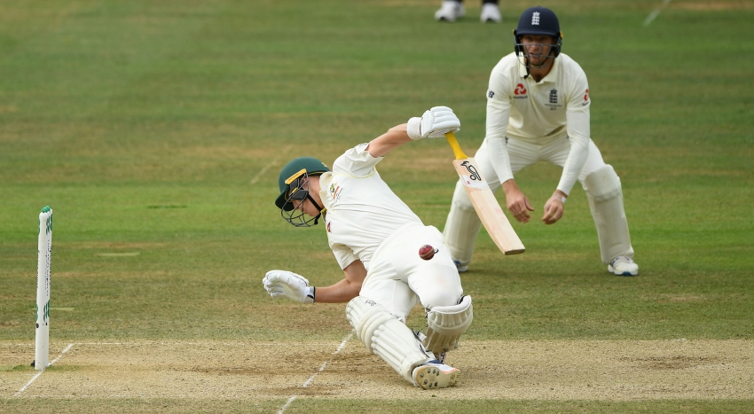 Ashes 2019: You get up and try to act cool! - Labuschagne on Archer blow