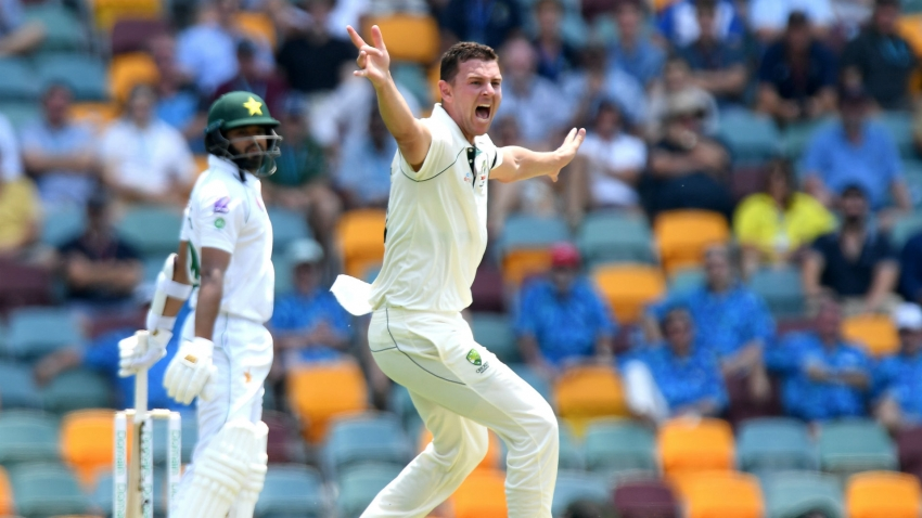 Hazlewood cites 'huge' Babar wicket as key for Australia