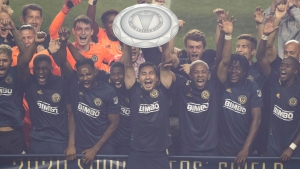 MLS: Inter Miami reach play-offs as Philadelphia Union win Supporters' Shield