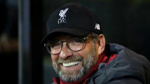 Klopp sees 'wonderful' Liverpool tick off another stop on road to glory