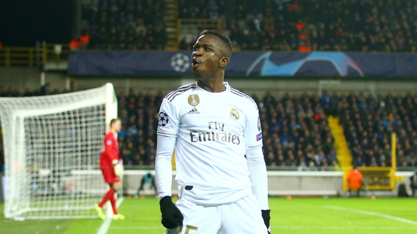 Sterling also had trouble scoring - Vinicius 'working hard' to become a success at Real Madrid