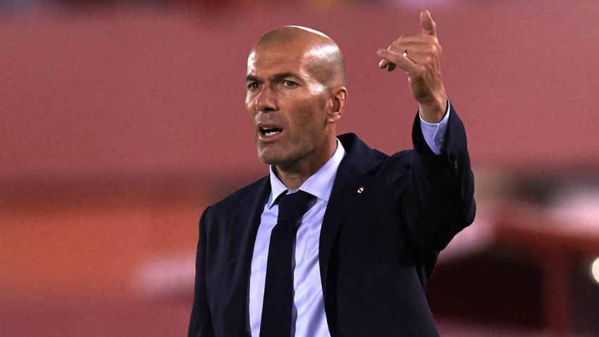 Zidane won't say he is 'worried' by Mallorca defeat but demands Real Madrid show consistency