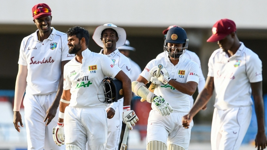 Windies could have done more to secure Test series win insists Ambrose