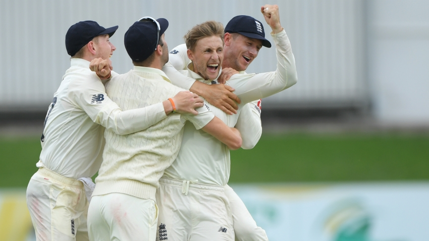 Root believes England are in a great place as youngsters thrive