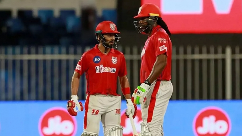 Gayle glad to get the better of Narine in crucial clash against KKR