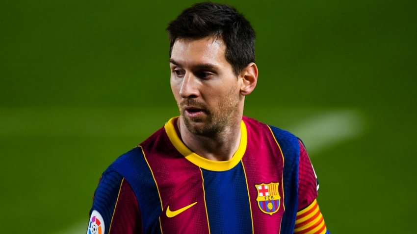 Barcelona deny leaking Messi contract details