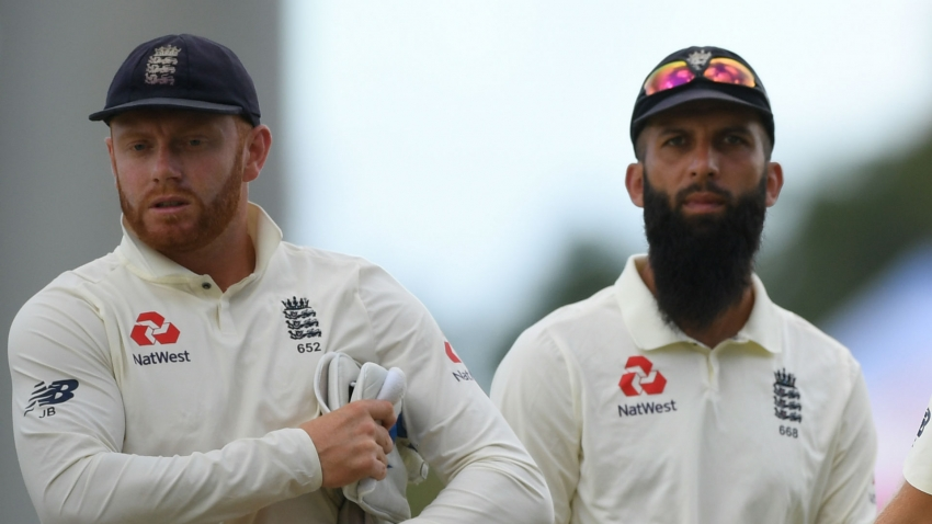 Bairstow and Moeen miss out on England squad for Windies Test