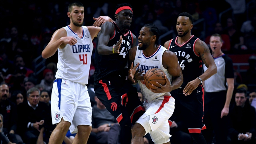 Raptors 'went full guns' at Kawhi Leonard in first meeting since title-winning season