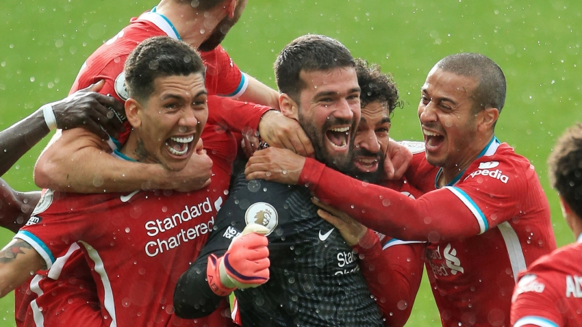 Premier League data dive: Alisson the hero as Liverpool take Champions League box seat