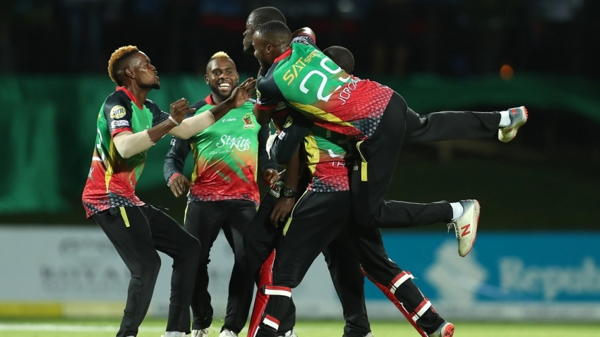 Brilliant Brathwaite lifts Patriots past Knightriders in CPL thriller