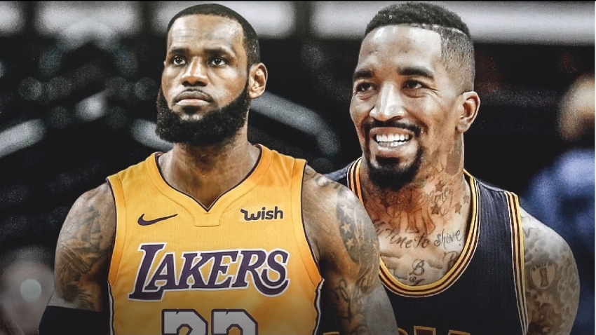 Is JR Smith to the LA Lakers a big gamble?