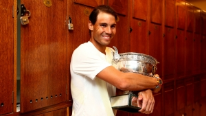 Nadal turns 34: Paris postponement gives Rafa rare chance to party