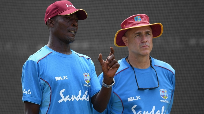 Vasbert Drakes, Esuan Crandon named as Windies assistant coaches