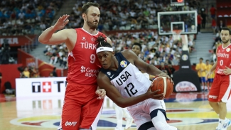 FIBA World Cup Review: USA see off Turkey in overtime, Giannis fouls out in Greece loss