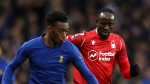Chelsea 2-0 Nottingham Forest: Hudson-Odoi stars in Blues' FA Cup third-round win