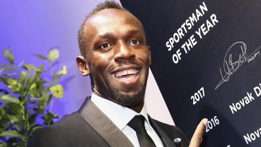 Usain Bolt to receive international humanitarian award