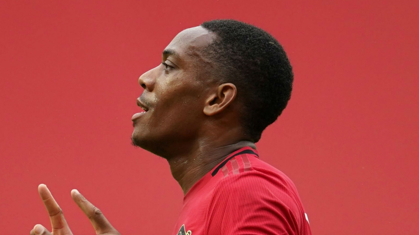 Martial on top of his game – Solskjaer