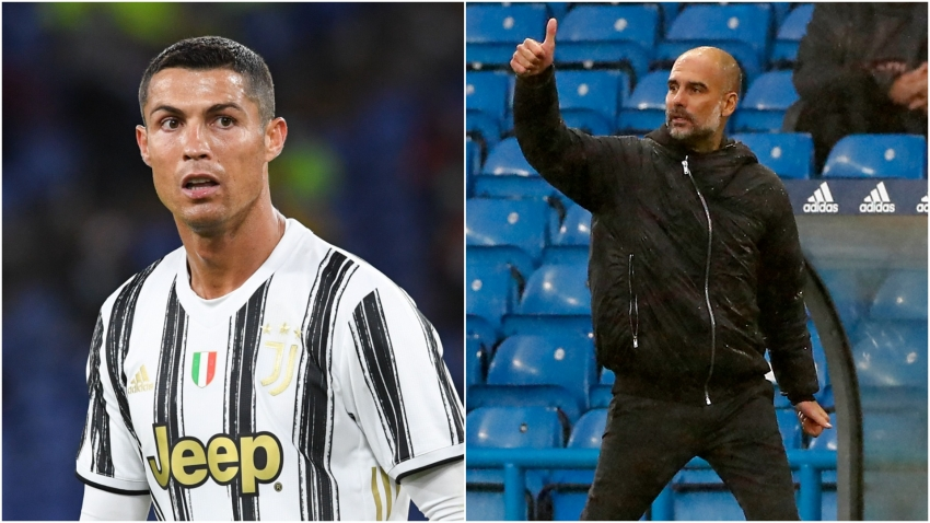 Pirlo sees Guardiola as a 'model' and never imagined coaching Ronaldo at Juventus