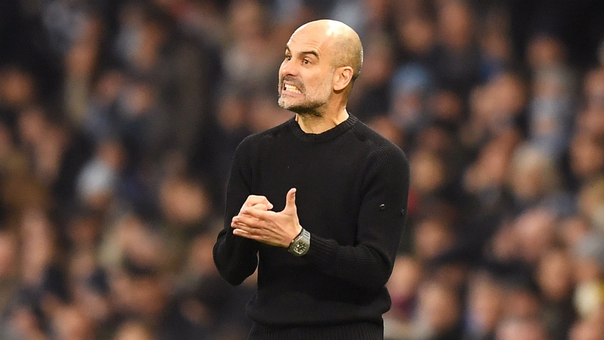 We'd need a 400-day year! - Guardiola wants fixtures reduced, not Champions League expansion