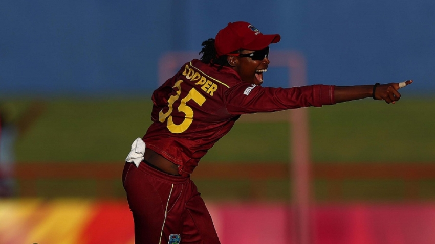 Britney Cooper to replace injured Dottin for UK tour