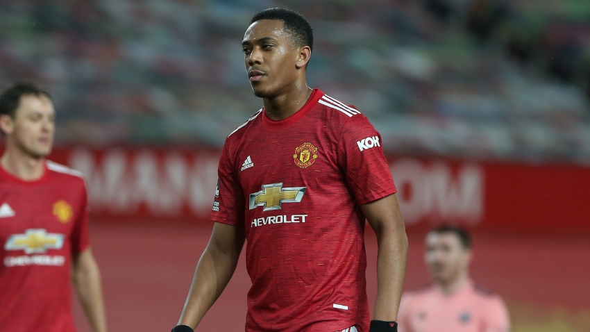 He'll come good – Solskjaer backs Man Utd's Martial to find form
